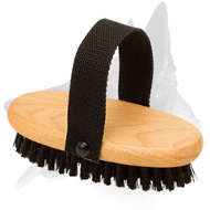 'Brush & Go' Bristle Belgian Malinois Brush for Everyday Grooming