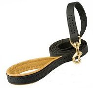 Universal Leather Leash For Belgian Malinois