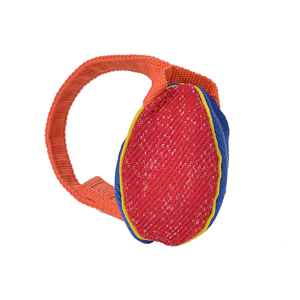New Design Small French Linen Bite Tug for Training and Playing