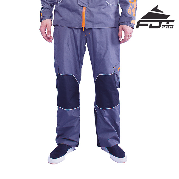 Pro Pants Grey Color for Any Weather