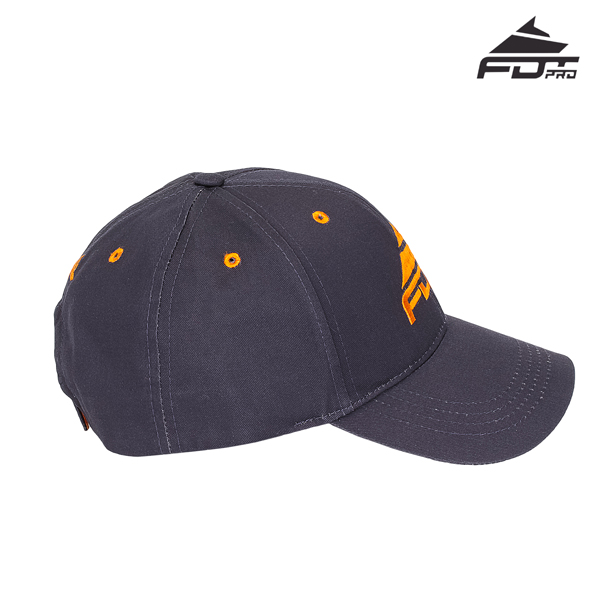 Fine Quality Easy to Adjust Snapback Cap for Dog Trainers