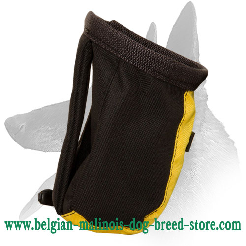 Lightweight Belgian Malinois Treat Bag
