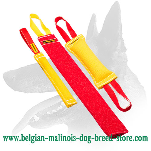 Belgian Malinois Bite Training Set Made of  French Linen