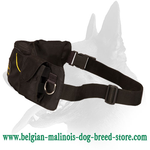 Belgian Malinois High-Quality Pouch