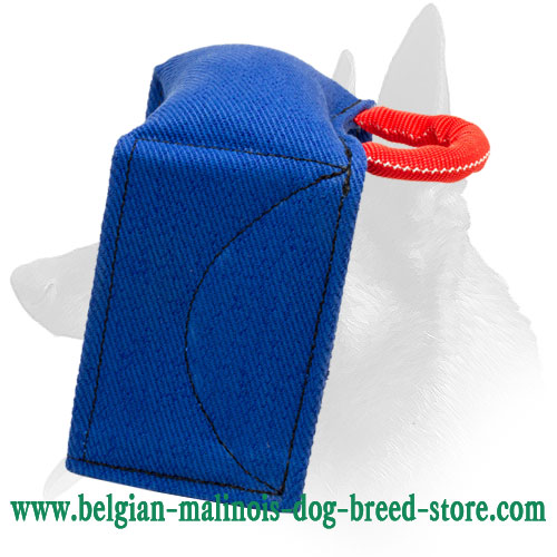 Schutzhund Dog Bite Tug for Commands Training