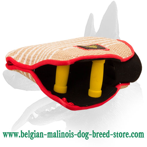 Belgian Malinois Bite Builder and Sleeve