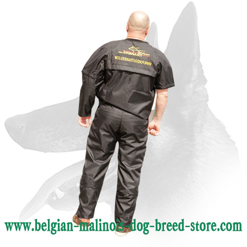 Reliable Belgian Malinois Protection Suit