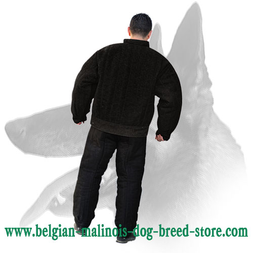 Easy-in-Use Belgian Malinois Protection Bite Suit