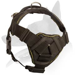 All weather Malinois Nylon Dog Harness