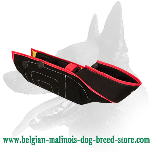 Reliable French Linen Belgian Malinois Short Bite Sleeve