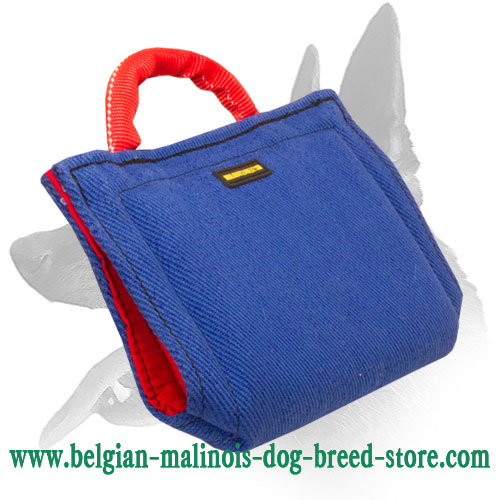 Basic Introduction Super Soft First Biting Sleeve for Belgian Malinois Puppy