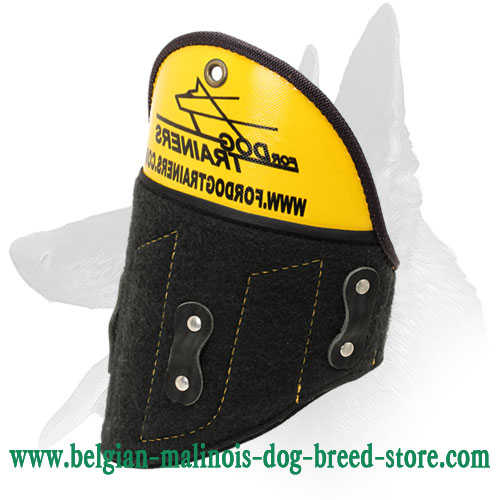 'Super Shield' Shoulder Protector for Belgian Malinois Bite Sleeve