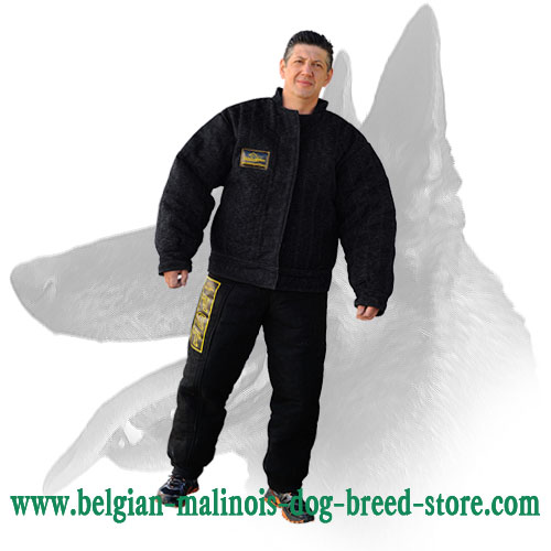 Lite & Flexy Belgian Malinois Protection Bite Suit
