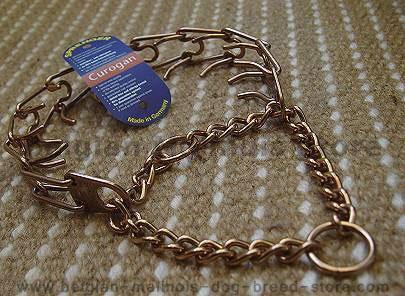 curogan dog collar
