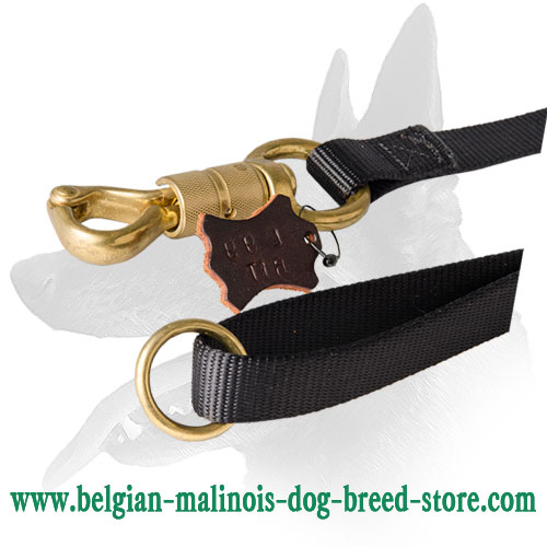 Belgian Malinois Nylon Leash Perfect for any Training